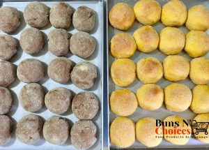 Have You Heard About The Kalabasa Pandesal From Buns N' Choices?