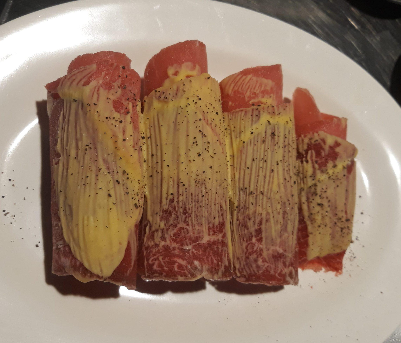 Seoulgyupsal buttered sirloin