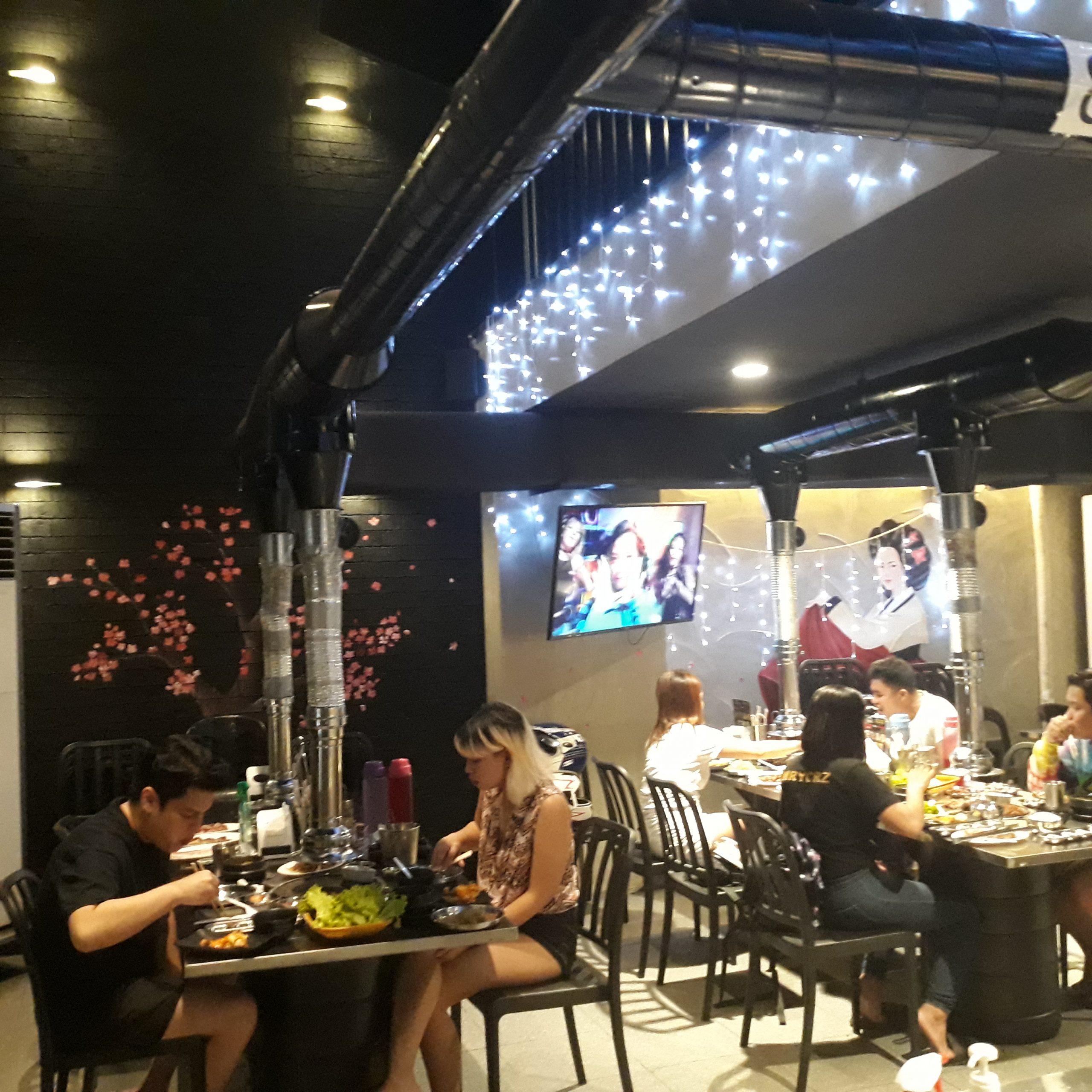 Seoulgyupsal customers in Alabang