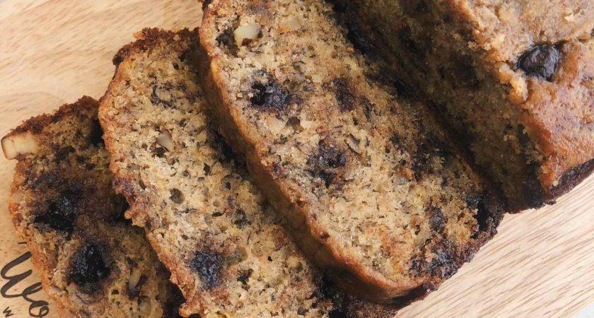 Jjjo's Moist Banana Bread: Try It To Love It
