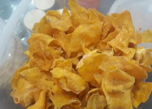 Have You Tasted The Kamote Chips Of Balay Baler?