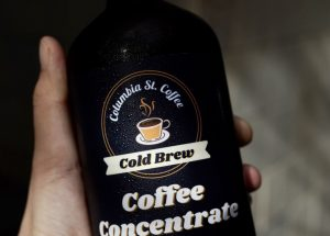 Introducing The New Cold Brew Concentrate From Columbia St. Coffee