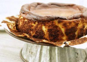 Kaye Garcia's Very Popular Basque Burnt Cheesecake
