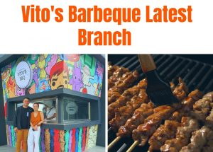 Vito's Barbeque Opens Another Branch!