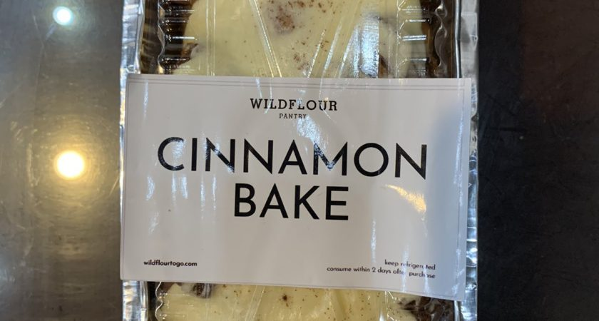 WildFlour To Go: Happy Cinnamon Roll Day Yesterday!