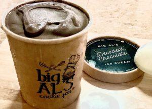 Big Al's Cookie Jar Ice Cream: Now Available!