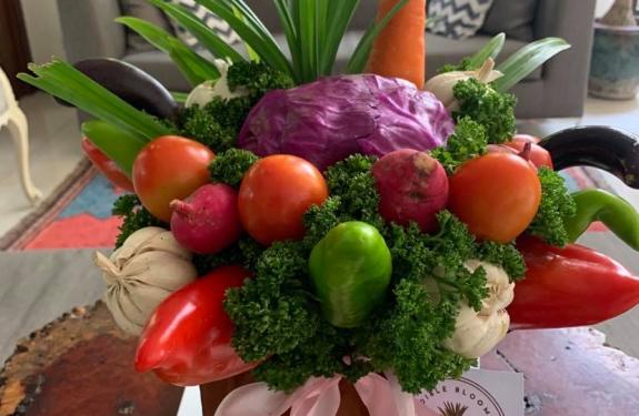 Edible Blooms by Maye