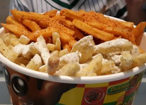 Potato Corner: The Best Flavored Fries