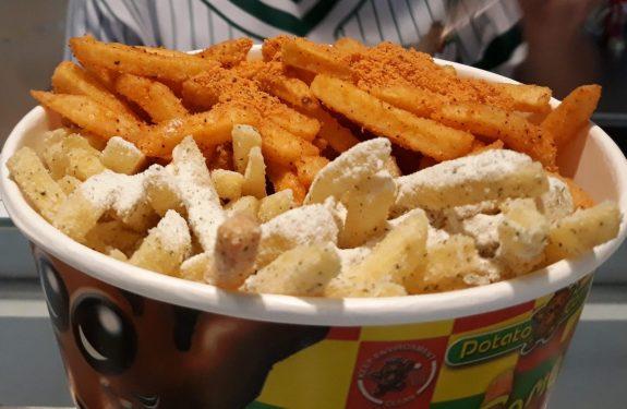 Potato Corner Giga Size